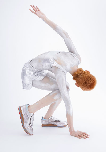 Hender Scheme x adidas 2018 Collection - Micropacer (On feet)