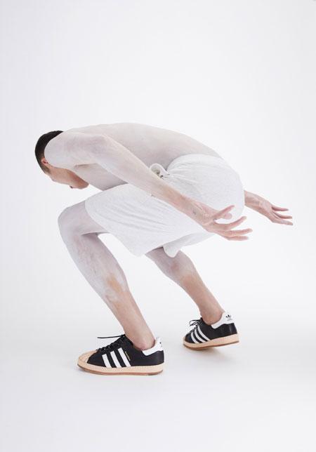 Hender Scheme x adidas 2018 Collection - Superstar (On feet)