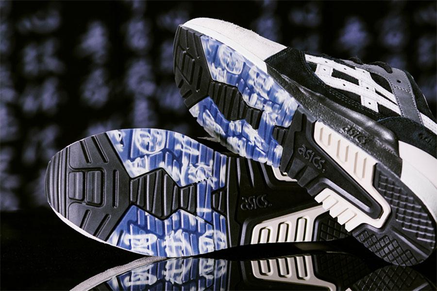 Kicks Lab x ASICS GEL-LYTE III KL-Shinobi - Outsoles