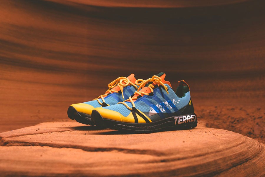 Kith x adidas Terrex EEA Collection - Agravic