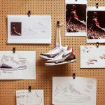 Nike Air Jordan 3 Tinker Hatfield - Design Mood