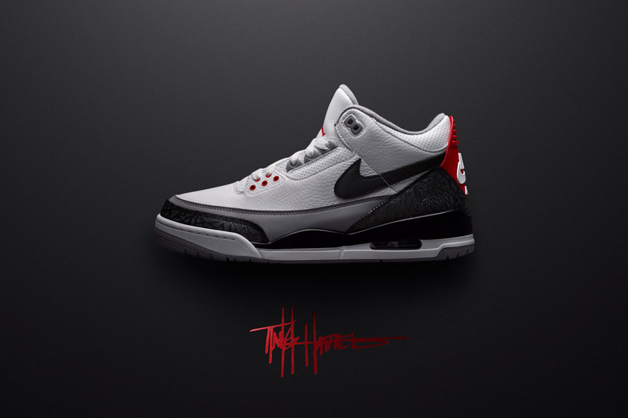 Nike Air Jordan 3 Tinker Hatfield - Signature