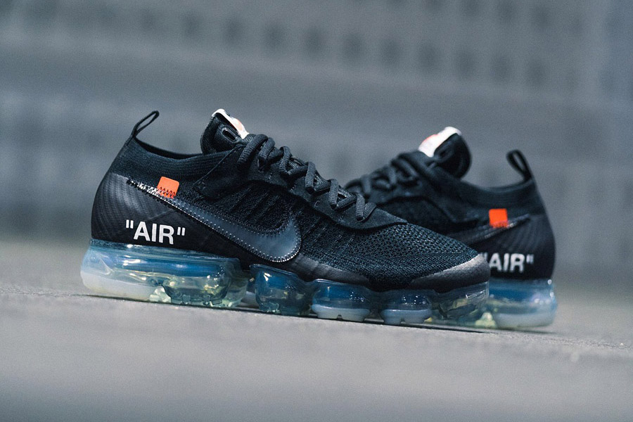 OFF-WHITE x Nike Air VaporMax Flyknit (AA3831-002)