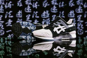 Best Sneakers of March 2018 - Kicks Lab x ASICS GEL-LYTE III KL-Shinobi