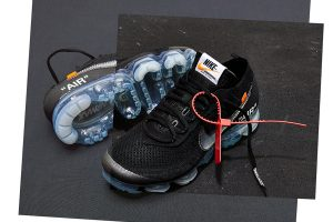 Best Sneakers of March 2018 - OFF-WHITE x Nike Air VaporMax (Black)