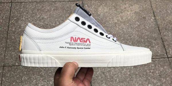 "A First Look at the NASA x VANS ""Space Voyager"" Collection"