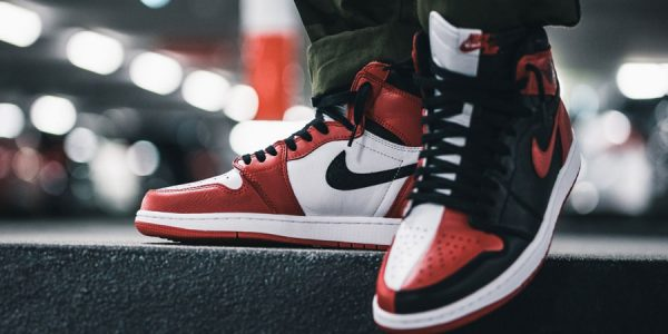 "An On-Feet Look at the Air Jordan 1 ""Homage To Home"""