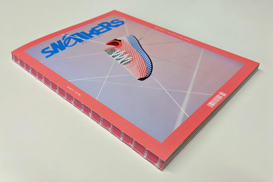 Sneakers Mag April 2018 (Issue 38) - Side
