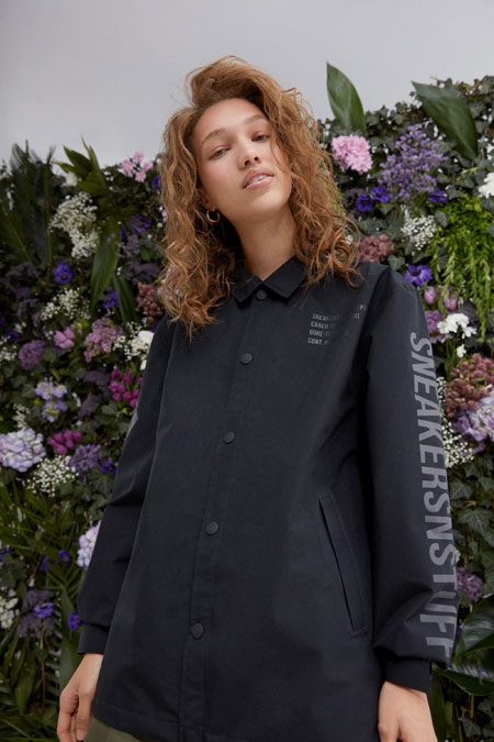 Sneakersnstuff x Converse One Star - GORETEX Coaches Jacket