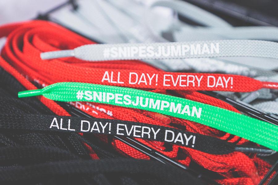 SNIPES presents The Customization of the Air Jordan 1 - Recap (Shoelaces)