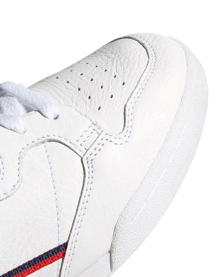 adidas Continental 80 Rascal Ftwr White (B41674) - Toebox