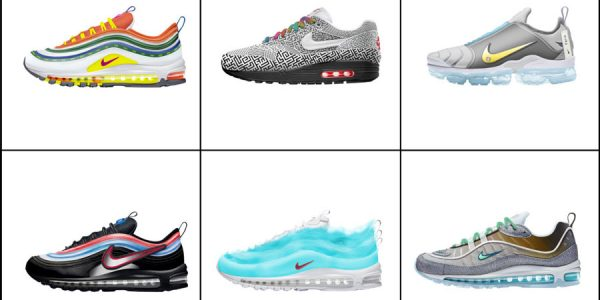 These Are the Winners of Nike's ON AIR Contest
