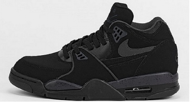 Nike Air Flight '89 – Black/ Anthracite Release Info