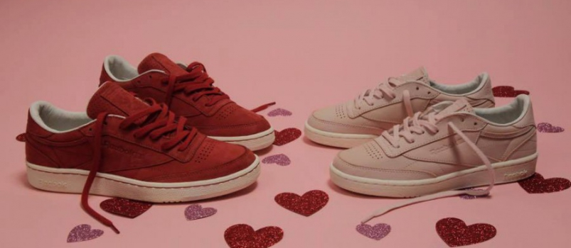 "Reebok Classic x High Point ""Valentine's Day Pack"""