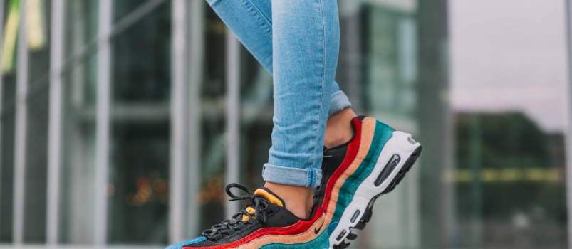 "Nike Wmns Air Max 95 Premium ""Multicolor Pony Fur Pack"""