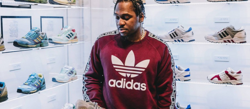 From then to now – adidas Originals EQT Exhibition
