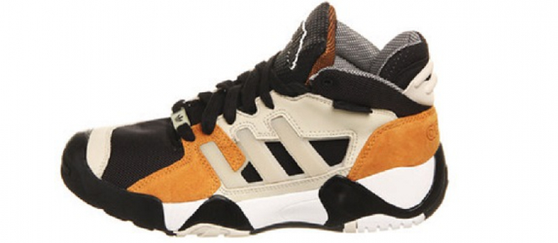 adidas Streetball – Black/ Bliss/ Spice Orange Release Info
