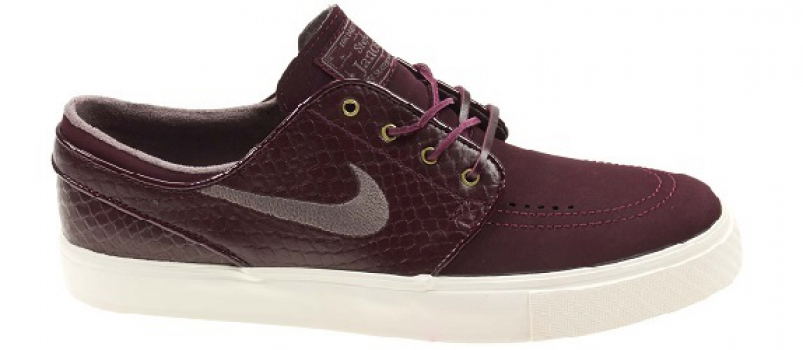 Nike SB Zoom Stefan Janoski Low Premium – Two Snake Skin Print Colorways Release Info