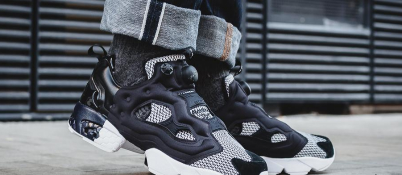 Reebok x BLVCK SCALE Instapump Fury OG out now