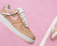 Nike x Kith Air Force 1 Linen