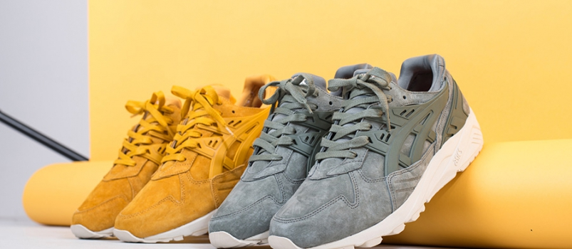 ASICS Tiger GEL-Kayano Trainer – Two new colorways this week