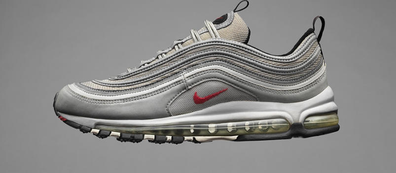 """Nike Air Max 97 """"La Silver"""" – Italian Release and Party in Milan tonight"""