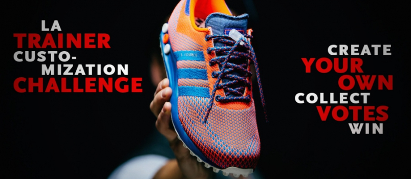 #miadidas LA Trainer Customization Challenge