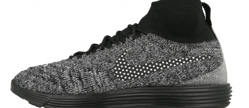 Nike Lunar Magista II Flyknit FC Black & White out now