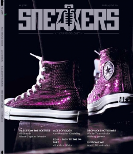 SNEAKERS 01 – January 2009