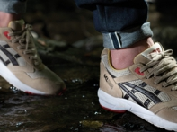 """SNEAKERS """"BACK TO THE WOODS"""" Photo Series"""