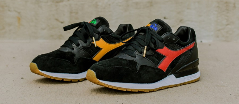 "Packer Shoes x Diadora Intrepid ""From Seoul to Rio"""