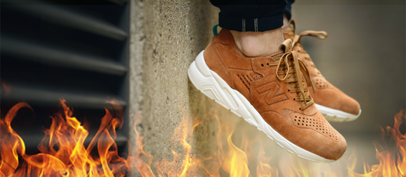 9 Reasons NOT to burn your New Balance
