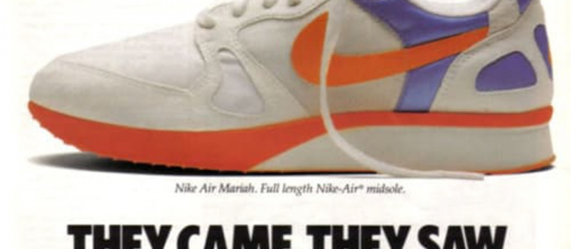 12 OF THE BEST VINTAGE NIKE AD'S