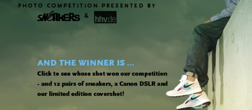 HEAT ON FEET 2 – AND THE WINNER IS …