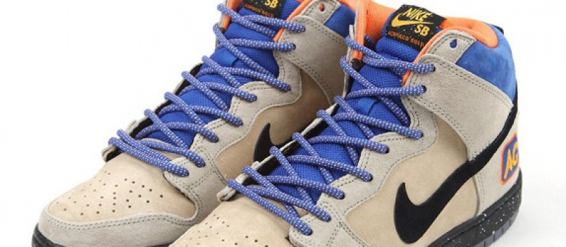 Acapulco Gold x Nike SB Dunk High Premium QS – Detailed Look
