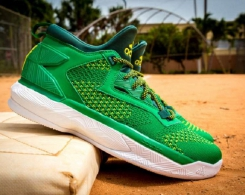The adidas D Lillard 2 Pays Homage To The Oakland A's