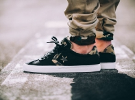 Converse CONS Breakpoint Ox Black Ripstop/ Camo