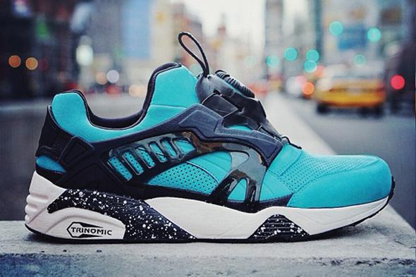 Ronnie Fieg x Puma Disc Blaze Sneakers Magazine