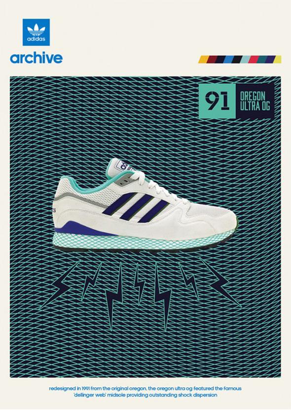 17682b420 adidas originals Oregon Ultra Tech OG - Sneakers Magazine
