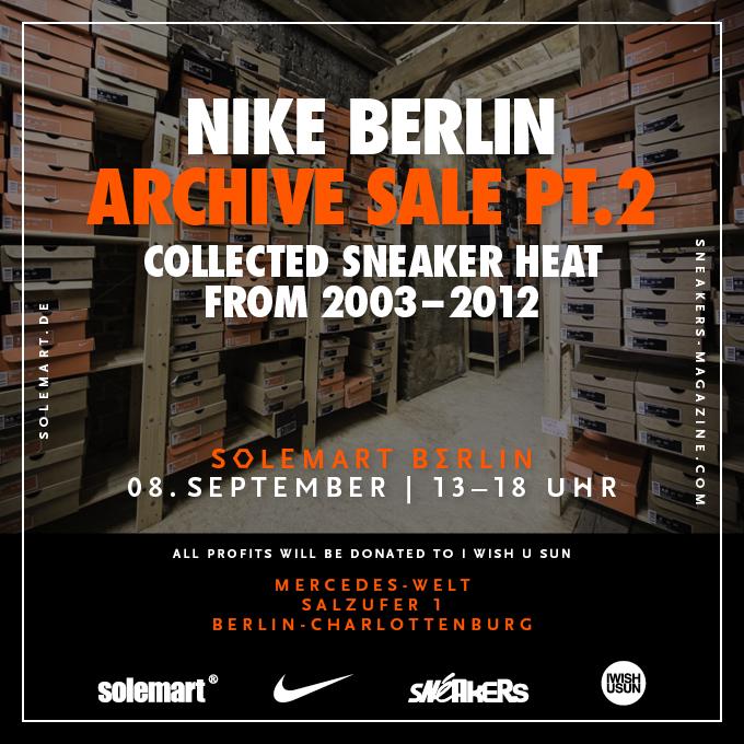 NIKE Berlin Archive Sale