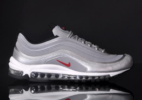 Nike-Air-Max-97-PRM-Tape-QS-OG-Silber-Rot