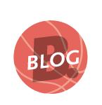 b.blog logo