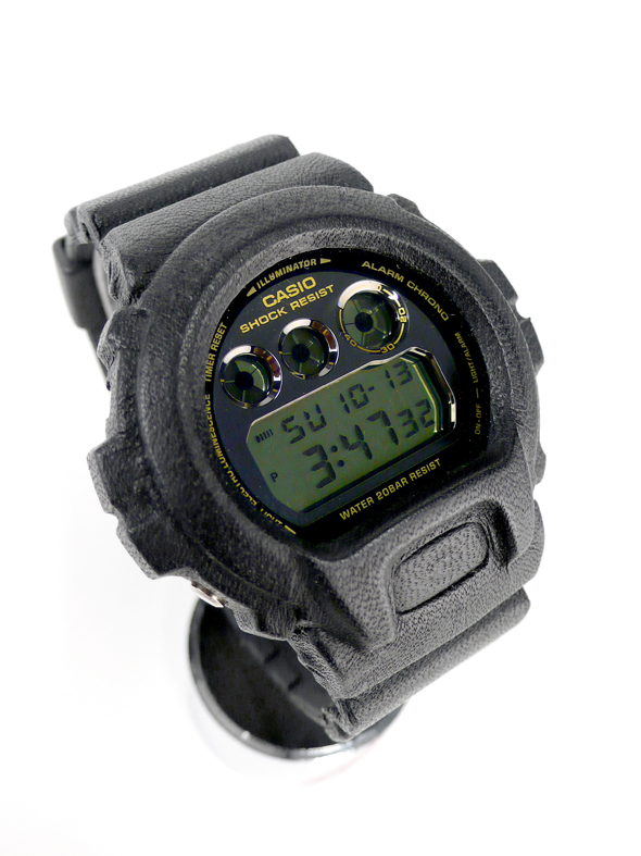 Gshock Times is rough and tough like leather 1