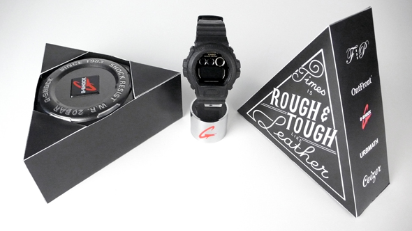 Gshock Times is rough and tough like leather 2
