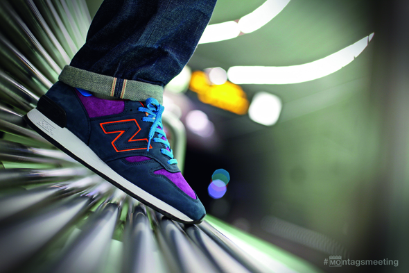 New Balance 670 NPO x Woodwood 207