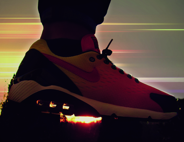 love is in the air AM180 sunset