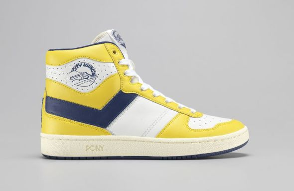 k-City Wings Leather White_Navy_Yellow