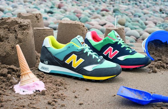 NEW BALANCE 577 Seaside Pack - Sneakers