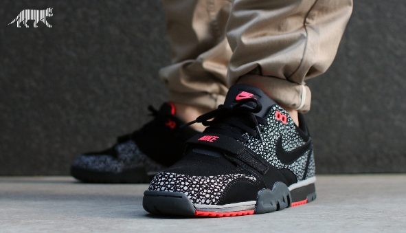Nike Air Trainer 1 Low ST - Both Colorways Release