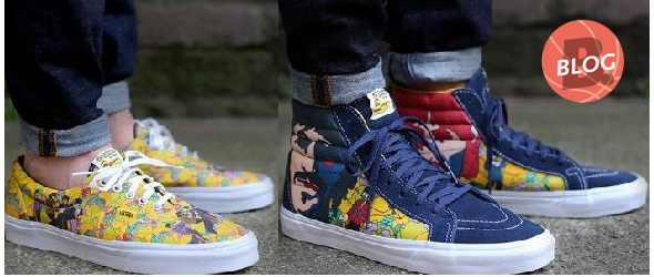 157b3378e4 The Beatles Yellow Submarine X Vans Collection – Release Info ...